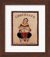 Chocolats Fine Art Print