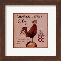 Charcuterie Fine Art Print