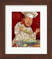 Wine Chef II Fine Art Print