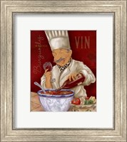 Wine Chef IV Fine Art Print