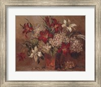Autumn Lilies Fine Art Print
