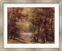 Serene Retreat Fine Art Print