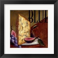 Blue Fine Art Print