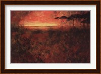 Fire Sky Fine Art Print