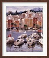 Terracotta Harbor Fine Art Print
