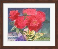 Red Bouquet Fine Art Print