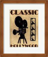 Classic Hollywood Fine Art Print