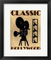Classic Hollywood Fine Art Print