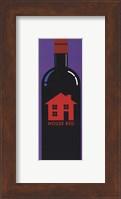 House Red Fine Art Print