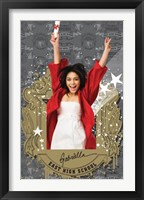 High School Musical3 - Gabriella Wall Poster