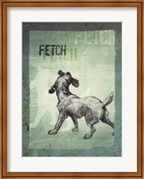 Fetch Fine Art Print