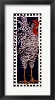 Slim Chicken IV Fine Art Print