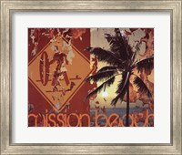 Mission Beach Fine Art Print