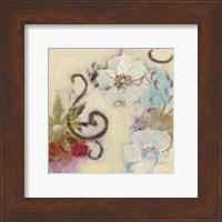Floral Rhythm 3 Fine Art Print