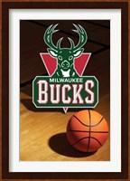 Bucks - Logo 08 Wall Poster