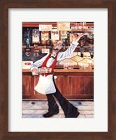 Whiskey Galore Fine Art Print