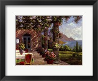 Amalfi Coast I Fine Art Print