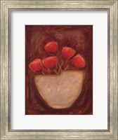 Red Illusions II Fine Art Print