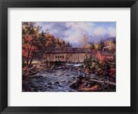 Tunbridge, Vermont Fine Art Print