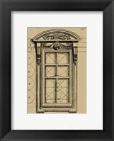 Palladian Window Fine Art Print