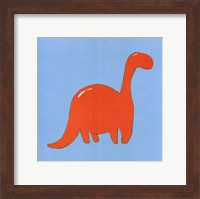 Brontosaurus Fine Art Print