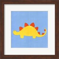 Stegosaurus Fine Art Print