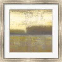 Citron Lake I Fine Art Print