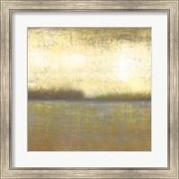 Citron Lake II Fine Art Print