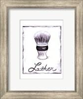 Lather Fine Art Print