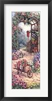 Garden Harmony Fine Art Print