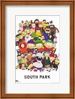 South Park - style A Fine Art Print