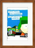South Park - style D Wall Poster