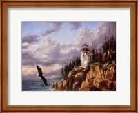 Bass Harbor Head Lighthouse Fine Art Print