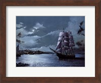 Peaceful Harbor Fine Art Print