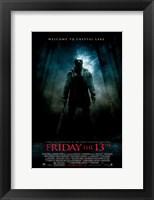 Friday the 13th, c.2009 - style C Fine Art Print