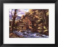 Rocky Creek Mill Fine Art Print