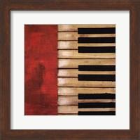 Piano Keys Fine Art Print
