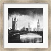 Victoria Tower Fine Art Print