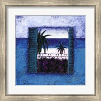 View Of Nice l Fine Art Print