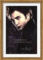 Twilight - Edward, Broken Glass Wall Poster