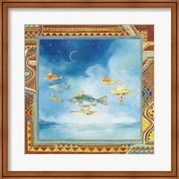 Au dela de la mer Fine Art Print