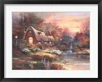 Country Quiet Fine Art Print