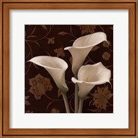 Flores Elegante I Fine Art Print
