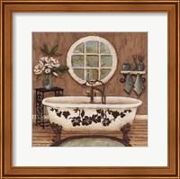 Country Bath Inn I Fine Art Print