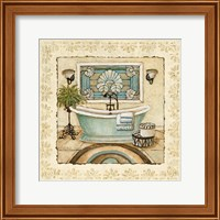 Spa Vacation I Fine Art Print