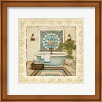 Spa Vacation II Fine Art Print