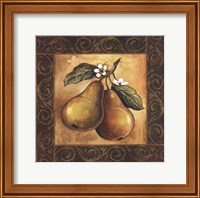 Pear Orchard Fine Art Print