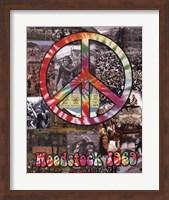 Woodstock Collage Fine Art Print