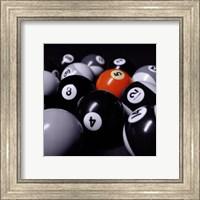 Five Ball Fine Art Print