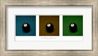 8 Ball Series Fine Art Print